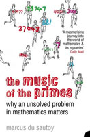 Music of the primes kaft
