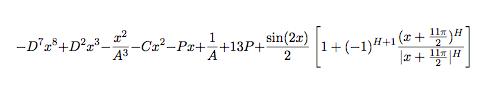 formule uit 19 keer Katherine