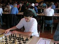 Maarten schaakt