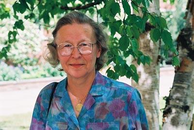 Constance van Eeden