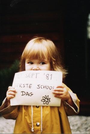 Terug naar school, Ionica Smeets!