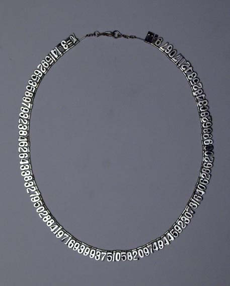 pi-necklace